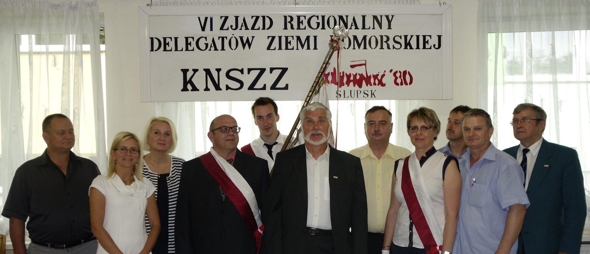 """Krajowy Niezależny Samorządny Związek Zawodowy """"Solidarność '80"""""""